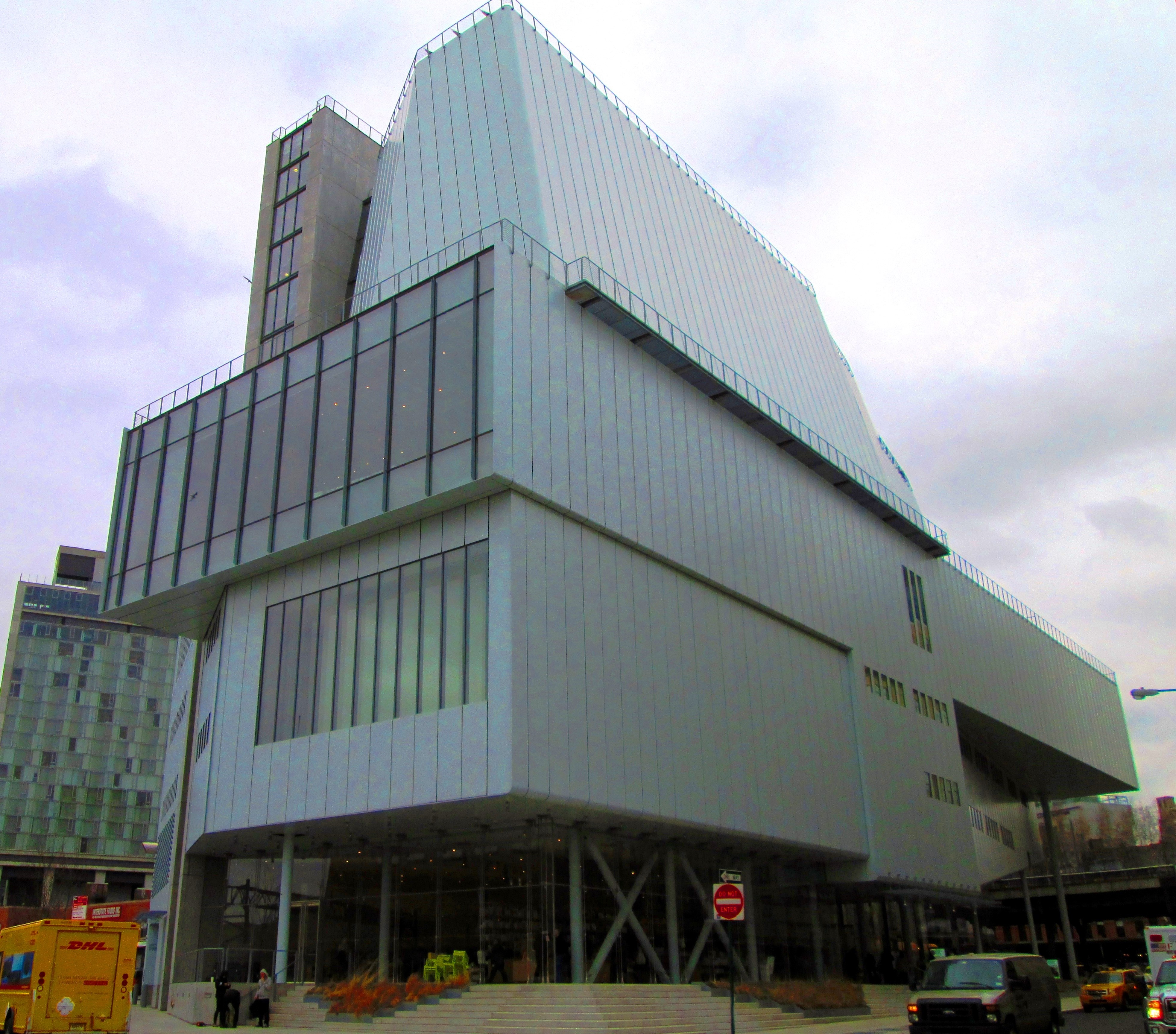 Travels in the 2nd half: The Real NYC #34 - The Whitney Museum