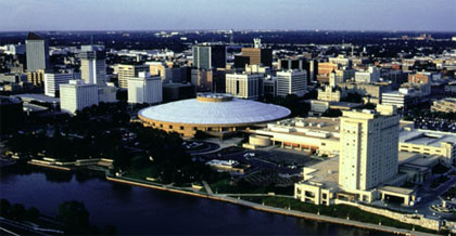 Downtown Wichita - Wichita, Kansas