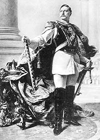 March 6: Wilhelm II, German Emperor, survives an assassination attempt. Wilhelm II (1).jpg