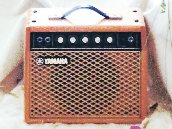 Yamaha Guitar Amp Vintage