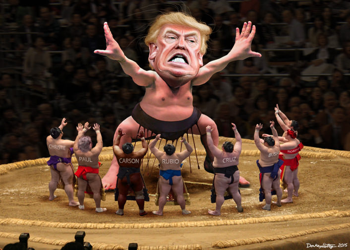 Yokozuna Trump Towers Over His Challengers (23603328352).jpg
