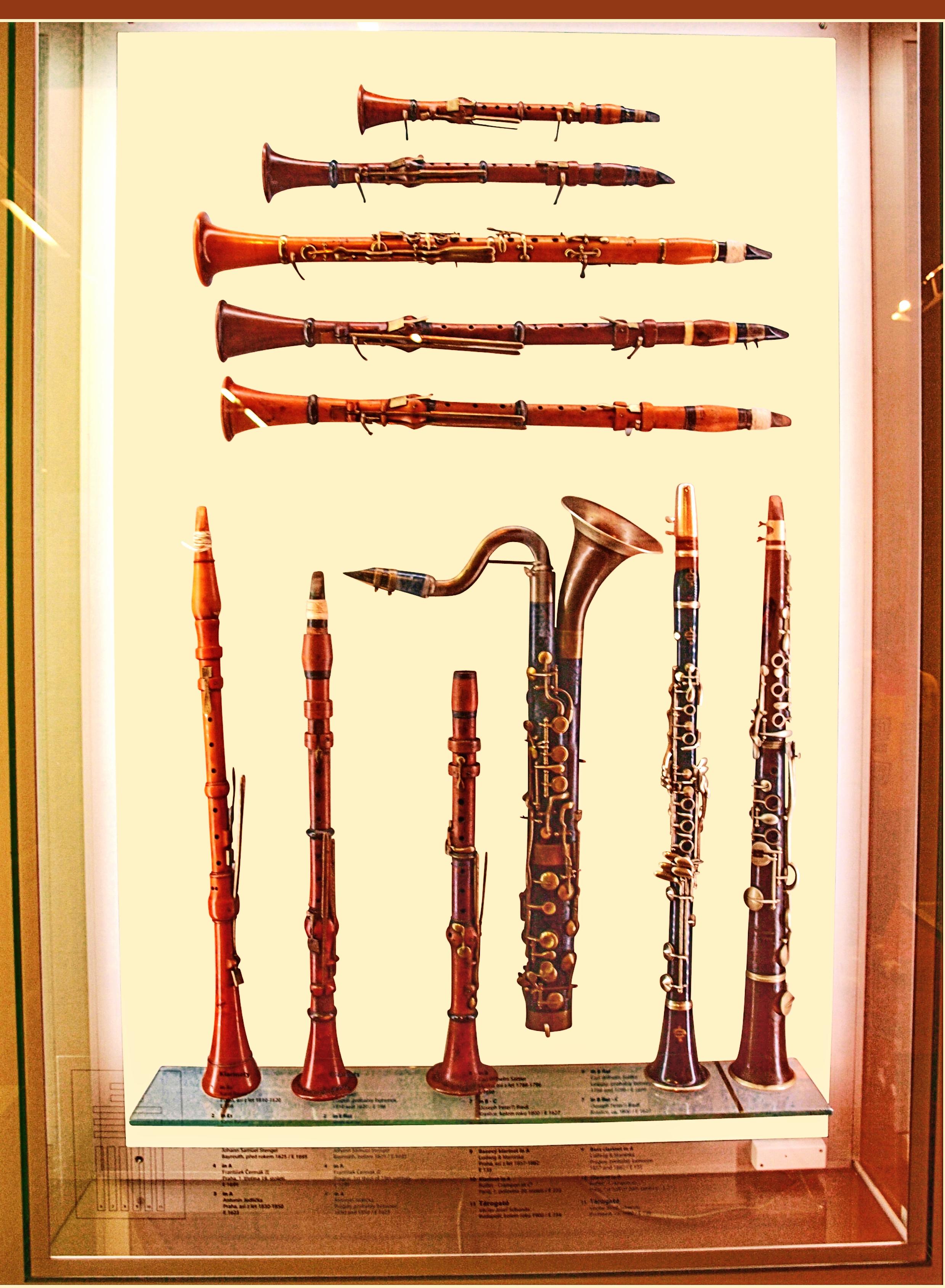 Духовые деревянные инструменты доклад 1595