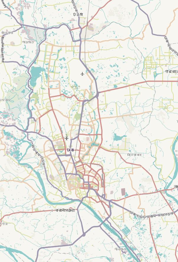 Mirpur Model Thana - Wikipedia