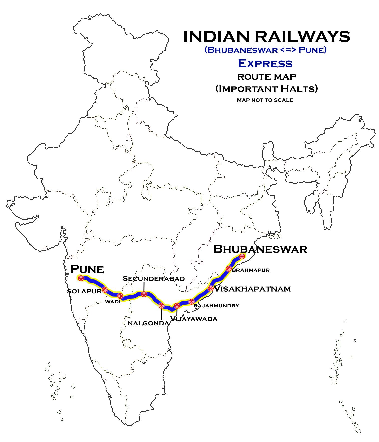 Bhubaneswar Map Pdf