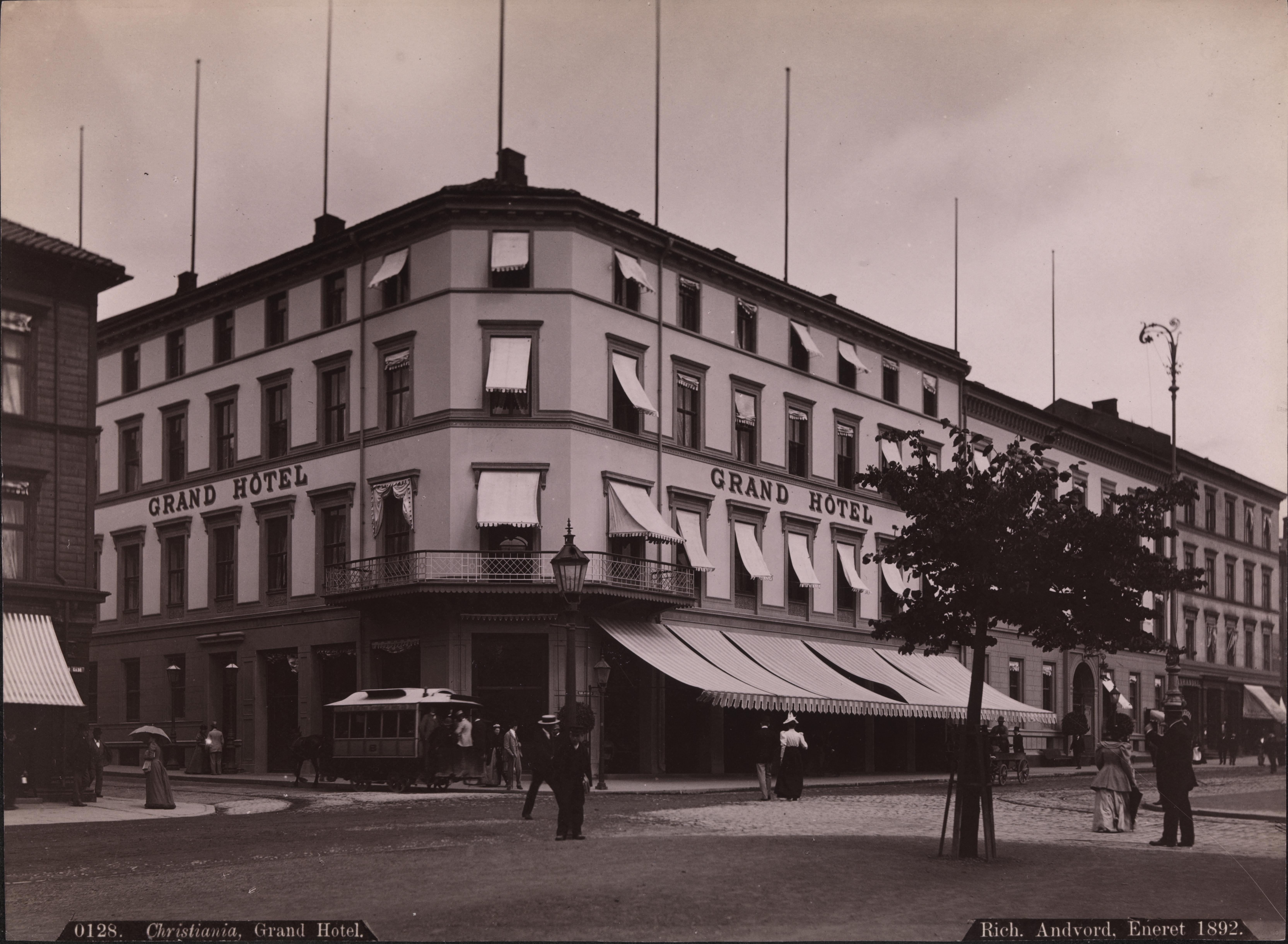 Grand Hotel Oslo Norvegia