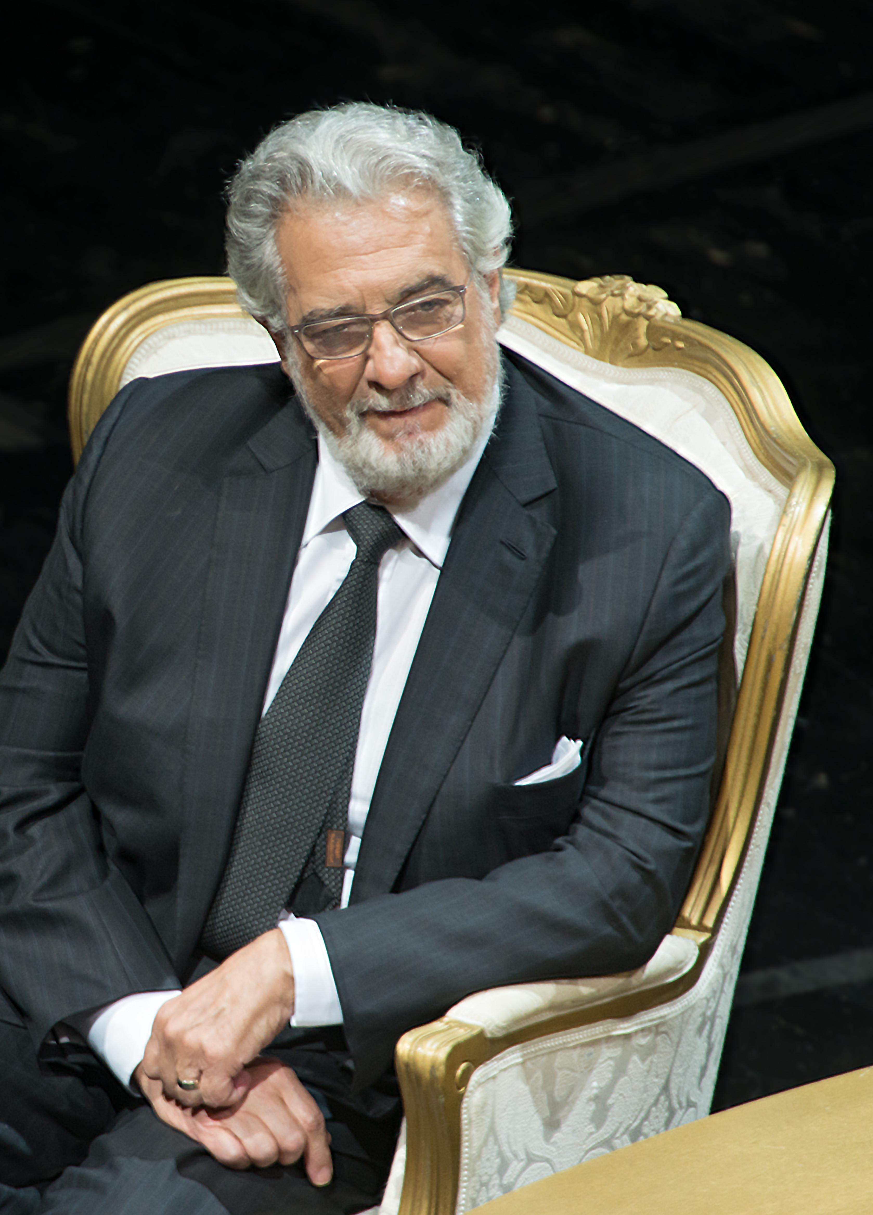 Plácido Domingo Wikipedia