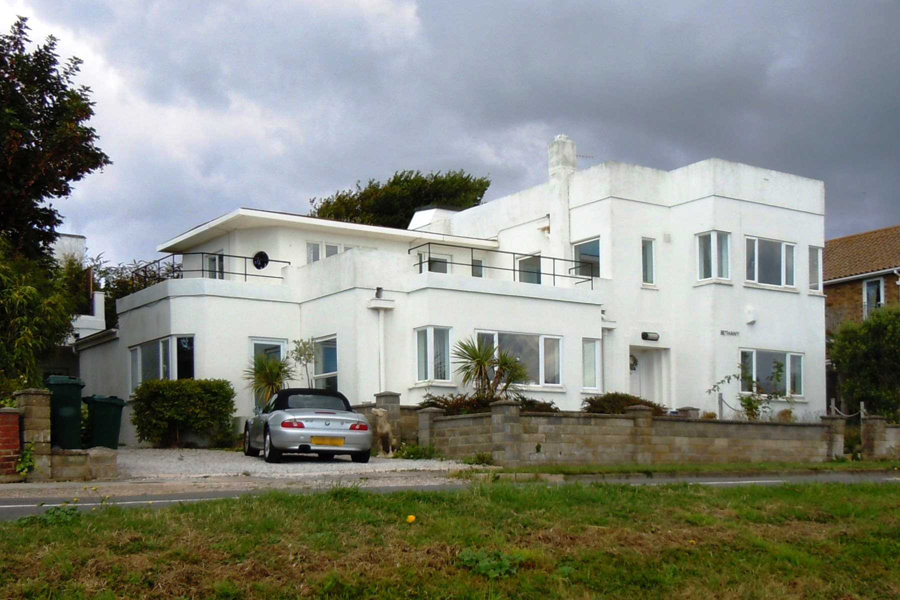File 1934 Cubist House By Connell Ward Lucas Arundel Drive West Saltdean