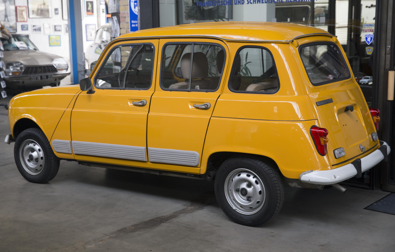 File 1984 Renault 4 Gtl  Rear Left  Germany  Jpg
