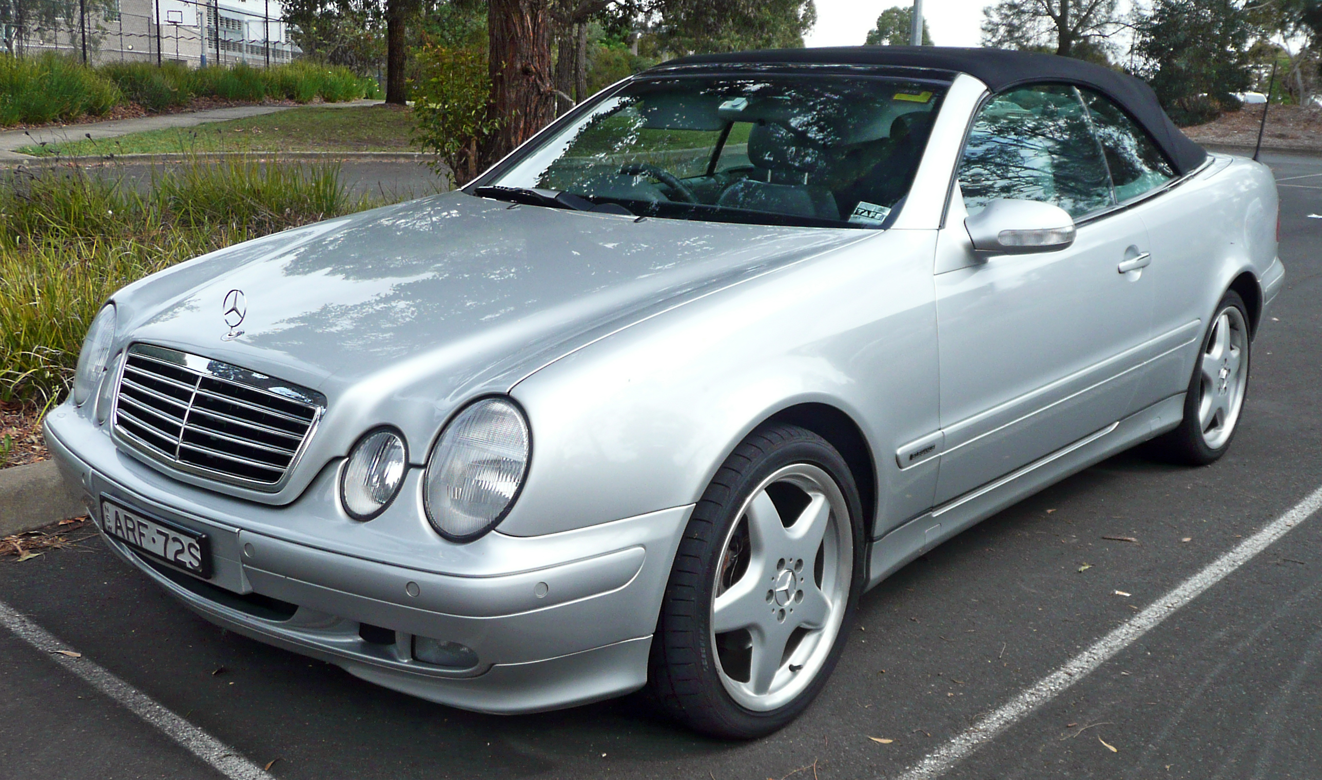 Image gallery 2003 clk convertible for 1999 mercedes benz clk320 for sale