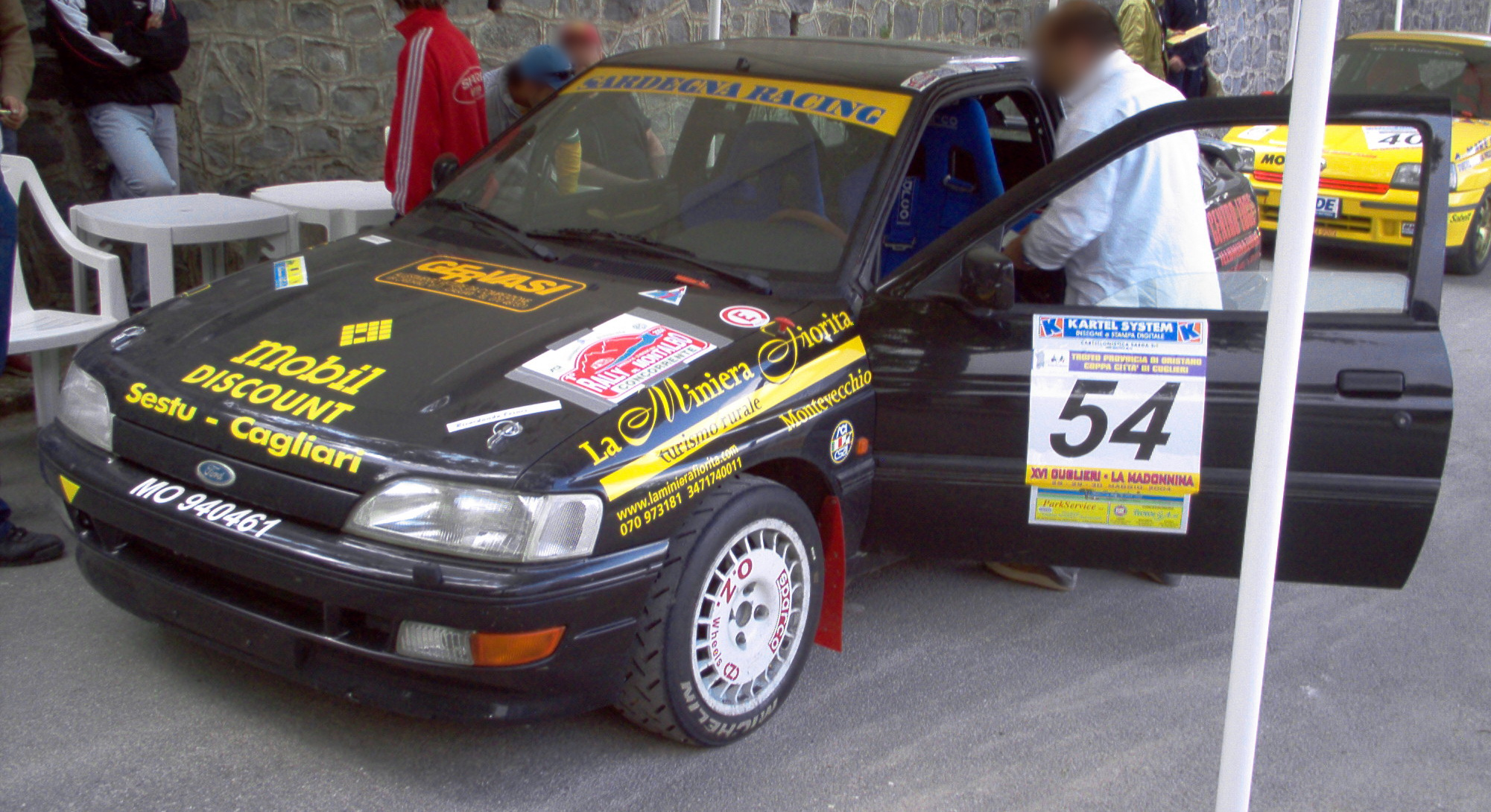 File:54 - Marcello Melis - Ford Escort RS2000.jpg - Wikimedia Commons