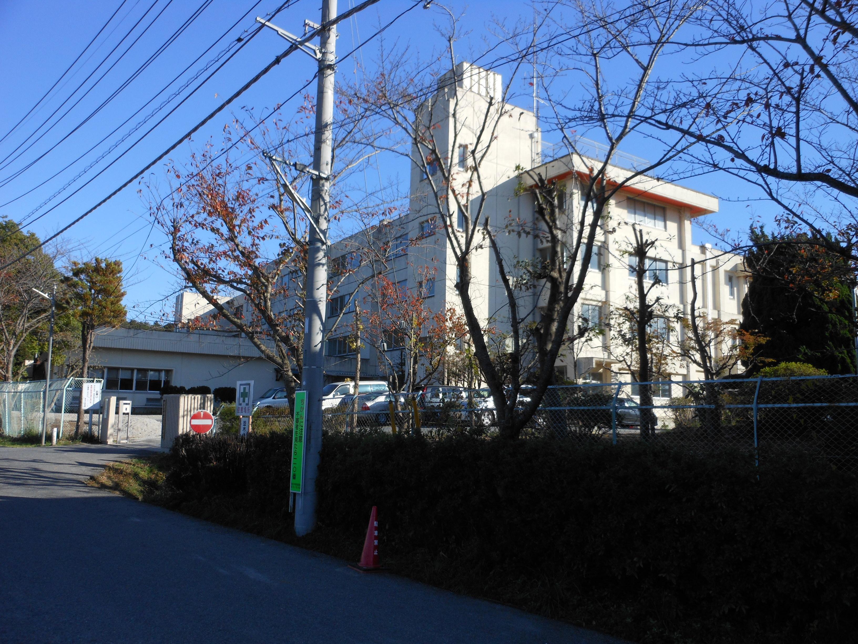 File Abiko City Namiki Elementary School Jpg Wikimedia Commons