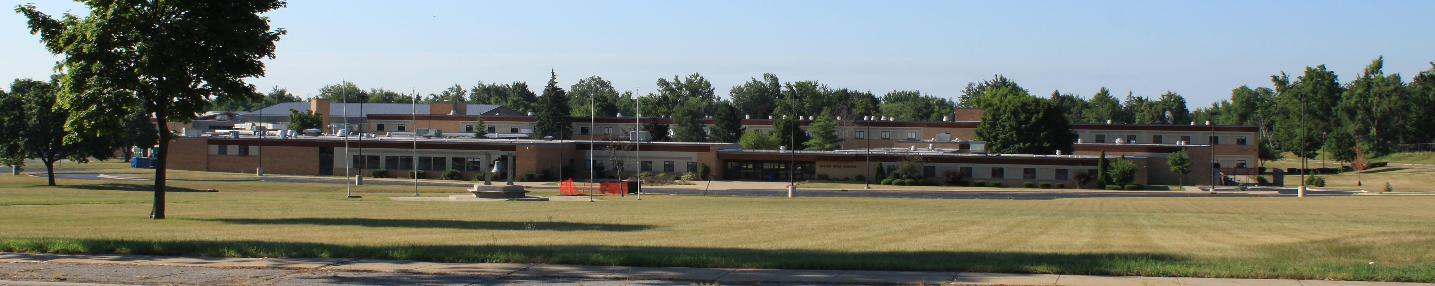 Kết quả hình ảnh cho adrian high school, michigan