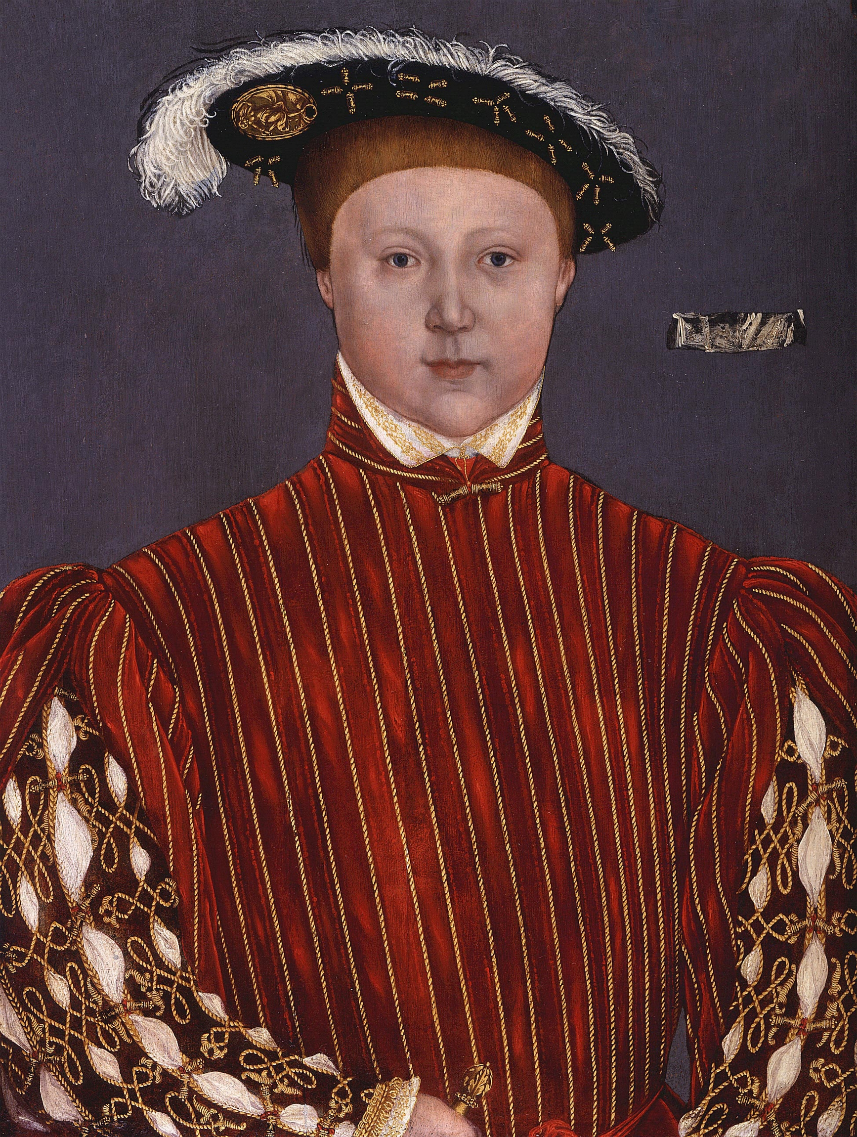FileAfter Hans Holbein The Younger Lumley Edward VIjpg