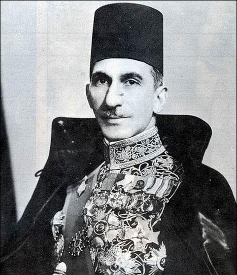 Image of Ahmed Hassanein from Wikidata