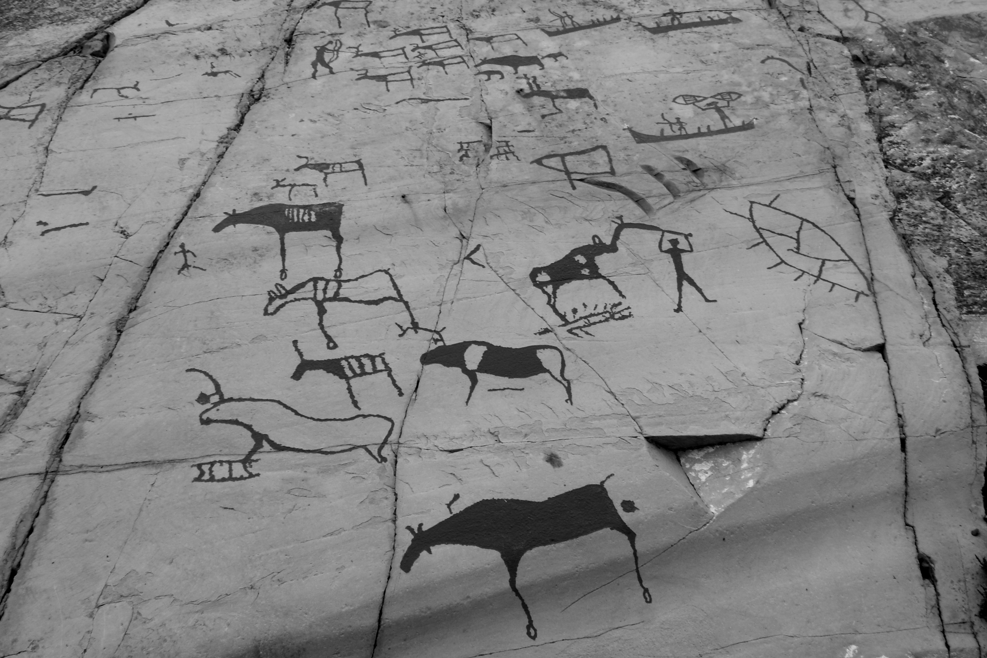 File alta rock carvings g wikimedia commons
