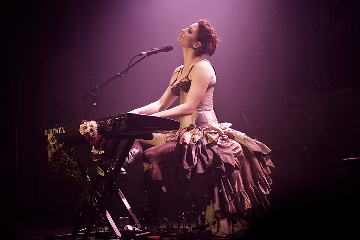 Amanda Palmer: Proof That Social Media Is The Future Of Business