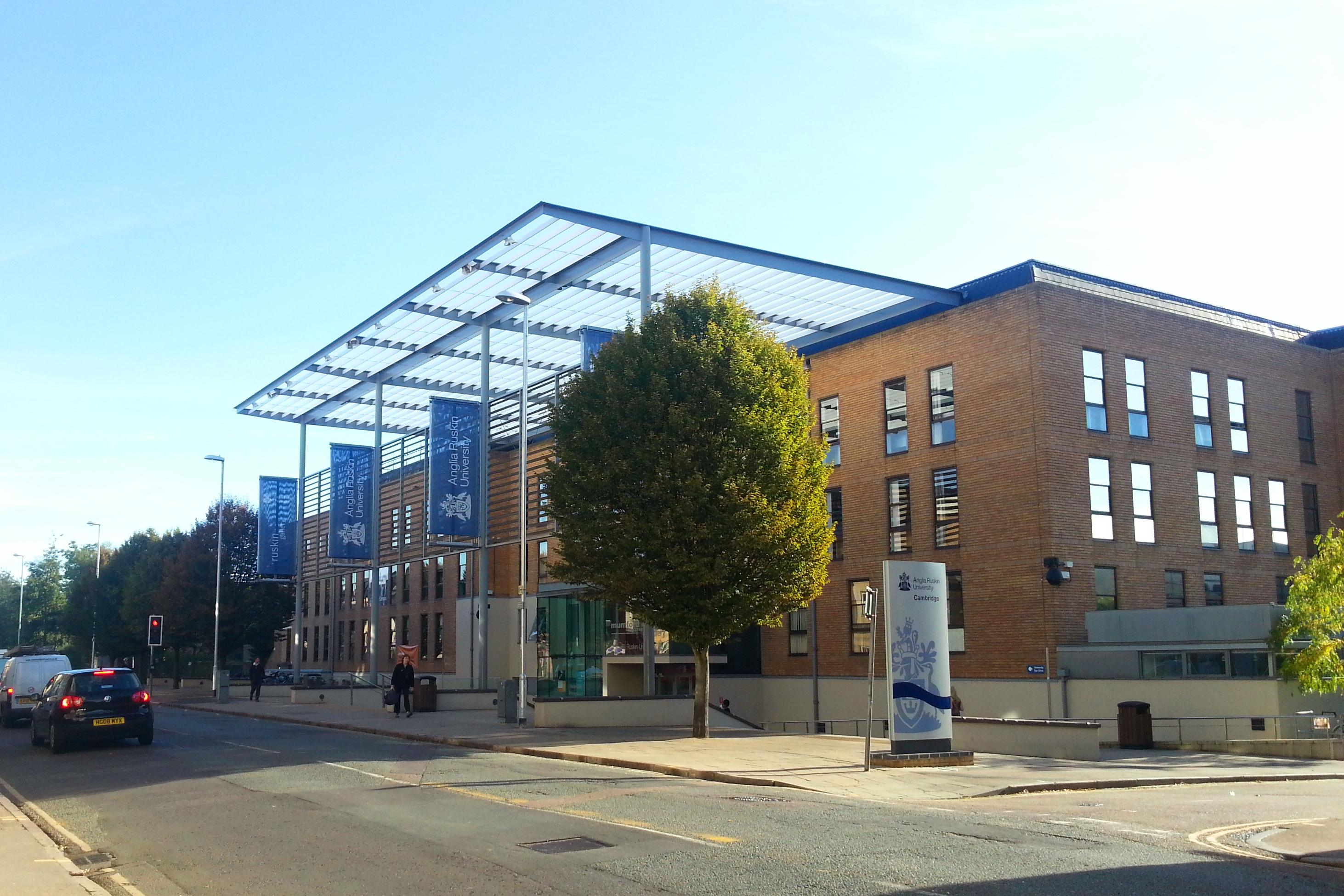 Aru New Building Cambridge