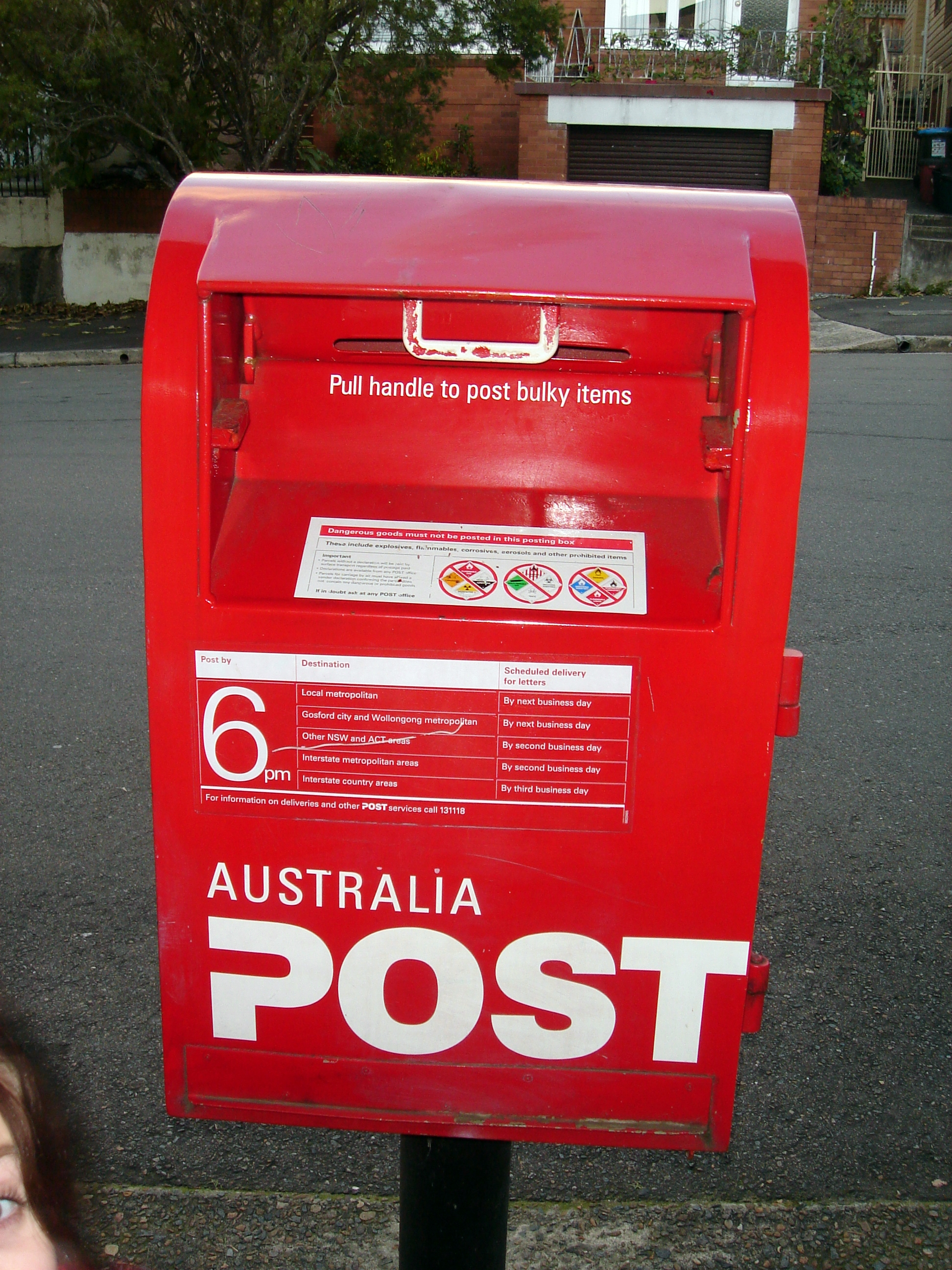 post box Login or create an account to post a review you are logged in as  please submit your review for postbox 1 rate this product: 2.
