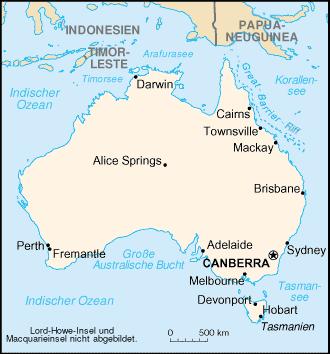 Tasmanien: Stadt entschuldigt sich für Homosexuellen-Verfolgung
