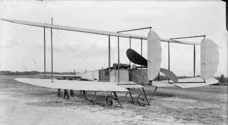 Aviation in Britain Before the First World War RAE-O173