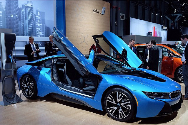 Image Result For Electric Car Vs