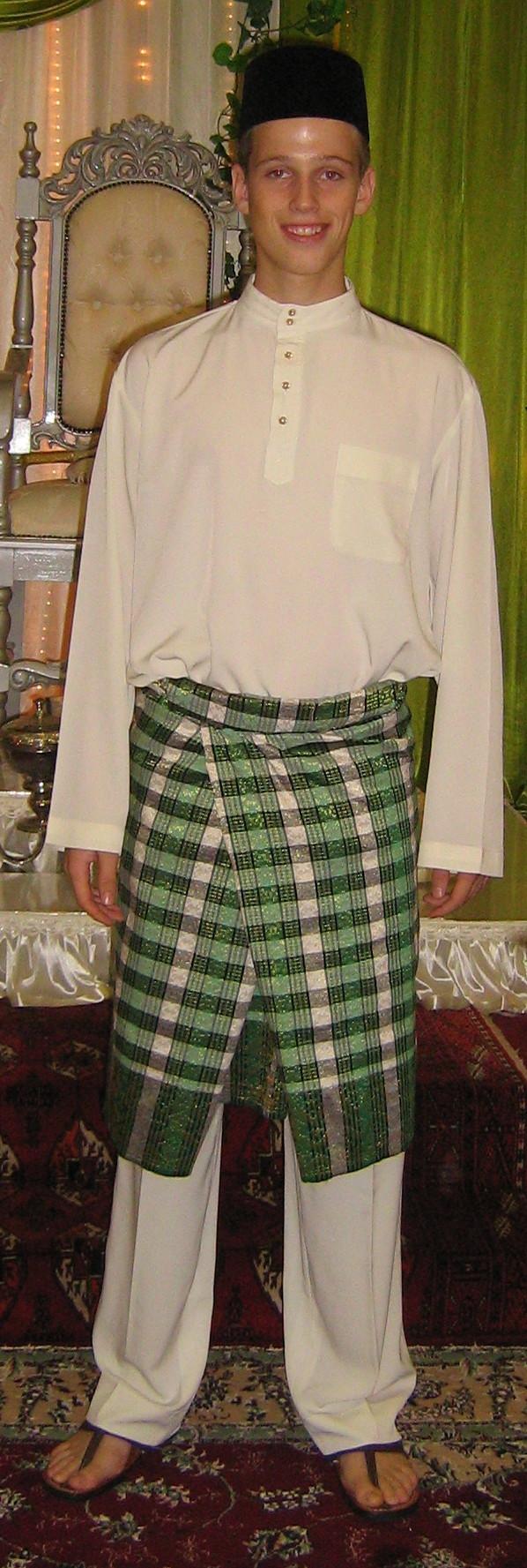 Baju Kurung Wikipedia Bahasa Melayu Ensiklopedia Bebas