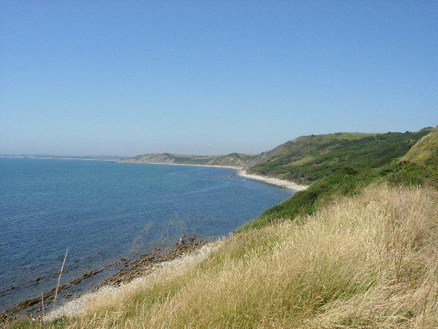 File:Beach and Cliffs, Osmington Mills, Dorset - geograph.org.uk - 958951.jpg