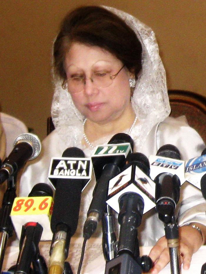 Khaleda Zia - Wikiwand