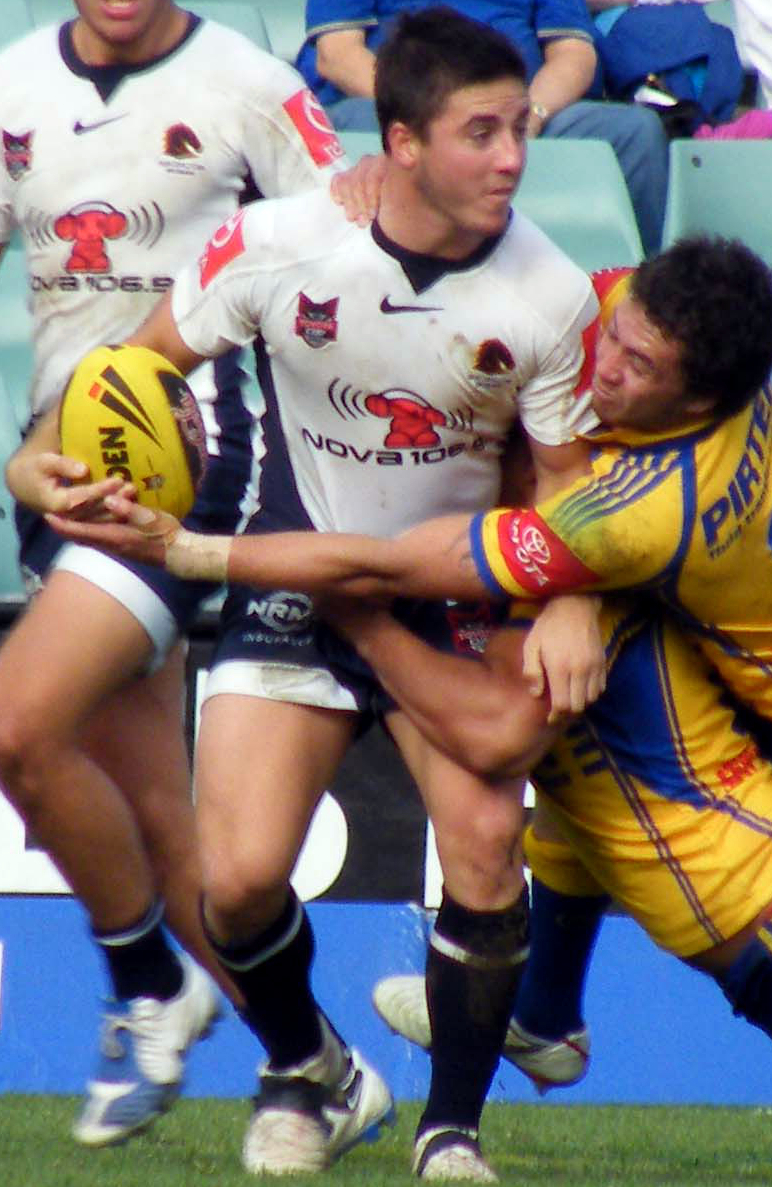 Ben Hunt Rugby League Wikipedia