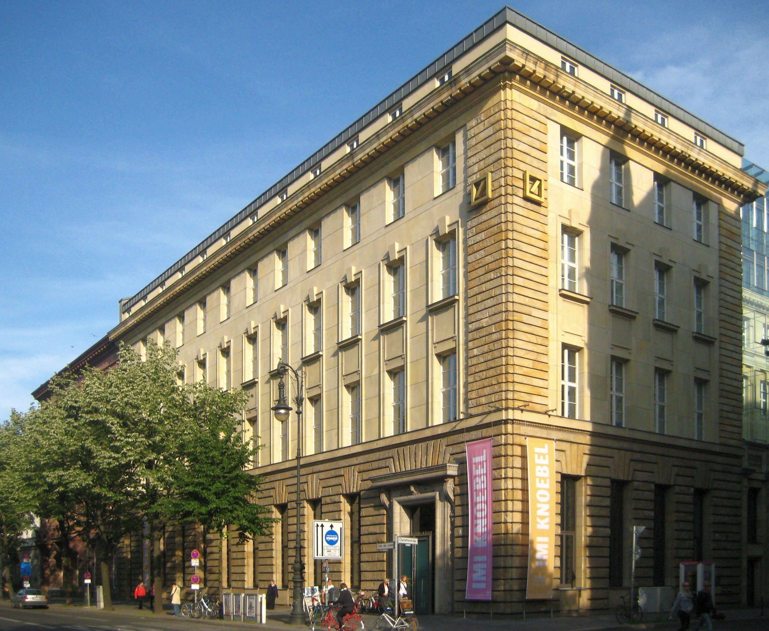 Deutsche Bank KunstHalle – Wikipedia
