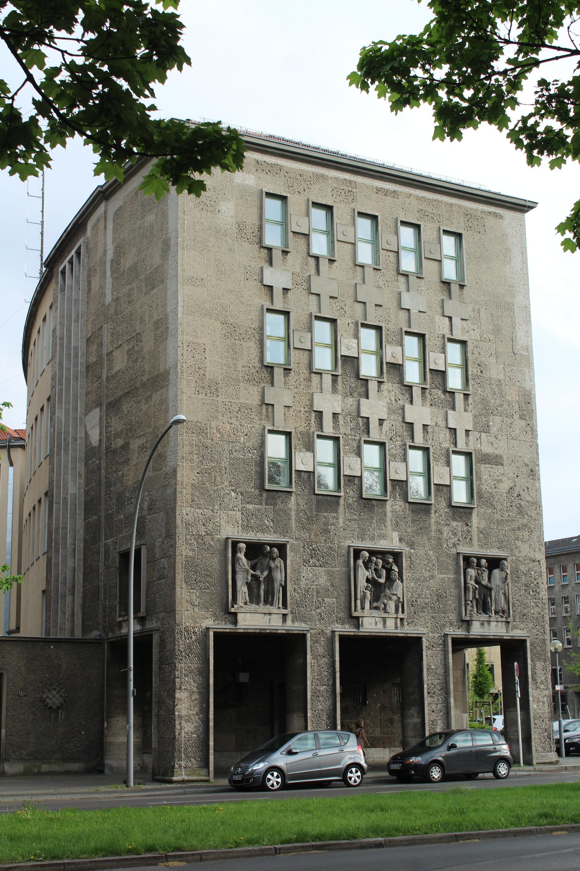 File Berlin Wilmersdorf Haus Fehrbelliner Platz 2 Jpg Wikimedia
