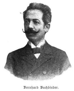 Bernhard Buchbinder
