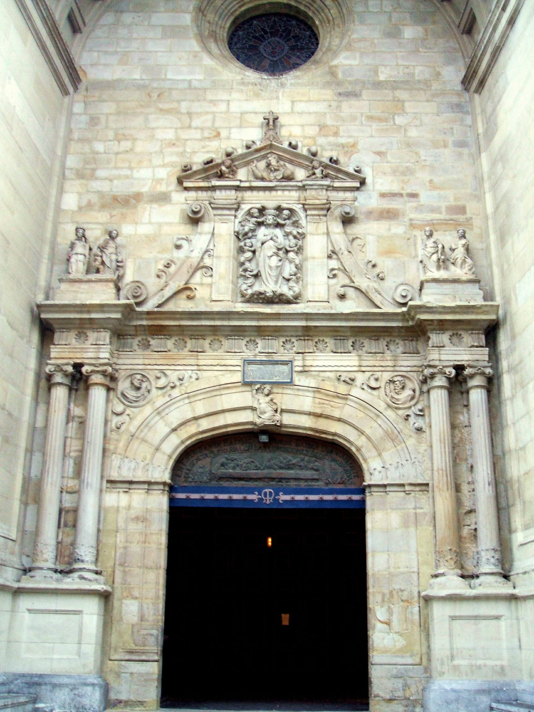 File:Bilbao - Basilica de Begoña 02.JPG - Wikimedia Commons