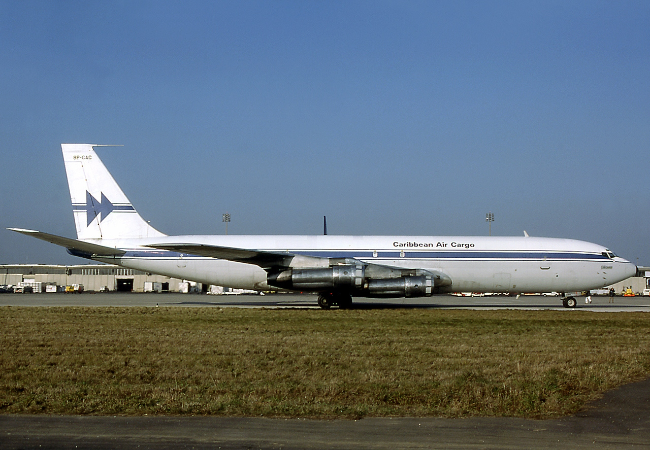Boeing 707-321C - Pelican Cargo Airlines | Aviation Photo ... |Libyan Airlines Cargo Boeing 707