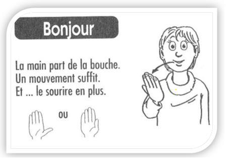 Populaire Théorie du langage/Langage gestuel — Wikiversité HT08
