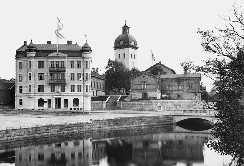 Fil:Caroli kyrka - KMB - unam.net Wikipedia