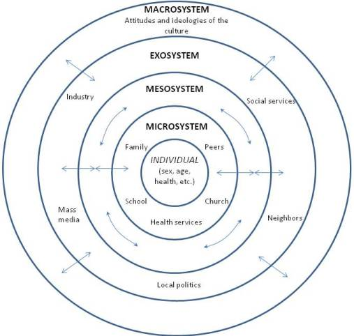 the bioecological model of human development essay Bronfenbrenner's bio-ecological model for human development find this pin and more on systems thinking by theories essay the bioecological model of human.