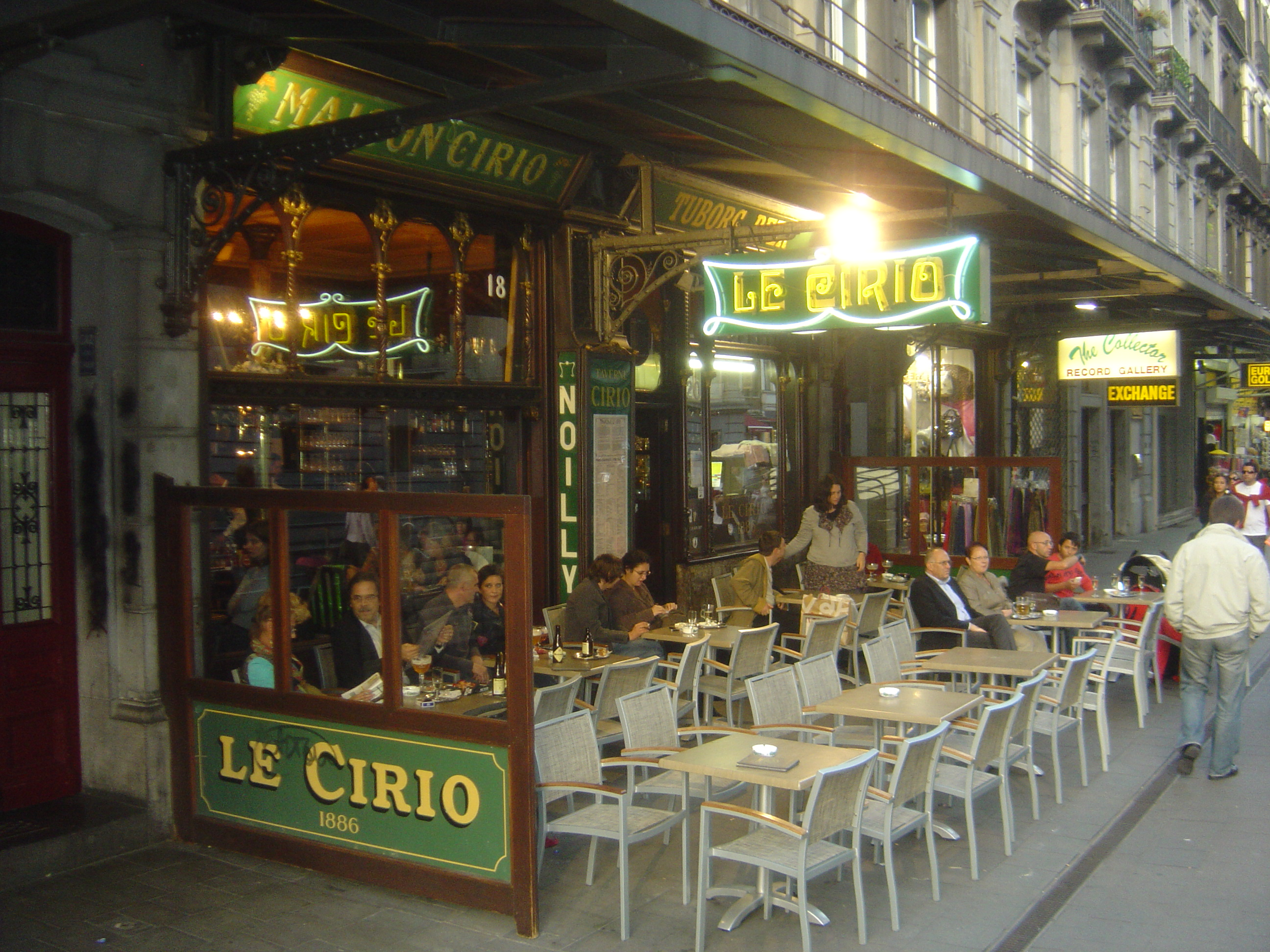 File:Cafe Le Cirio (Brussels).JPG - Wikimedia Commons