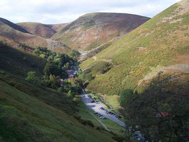carding mill valley geography coursework