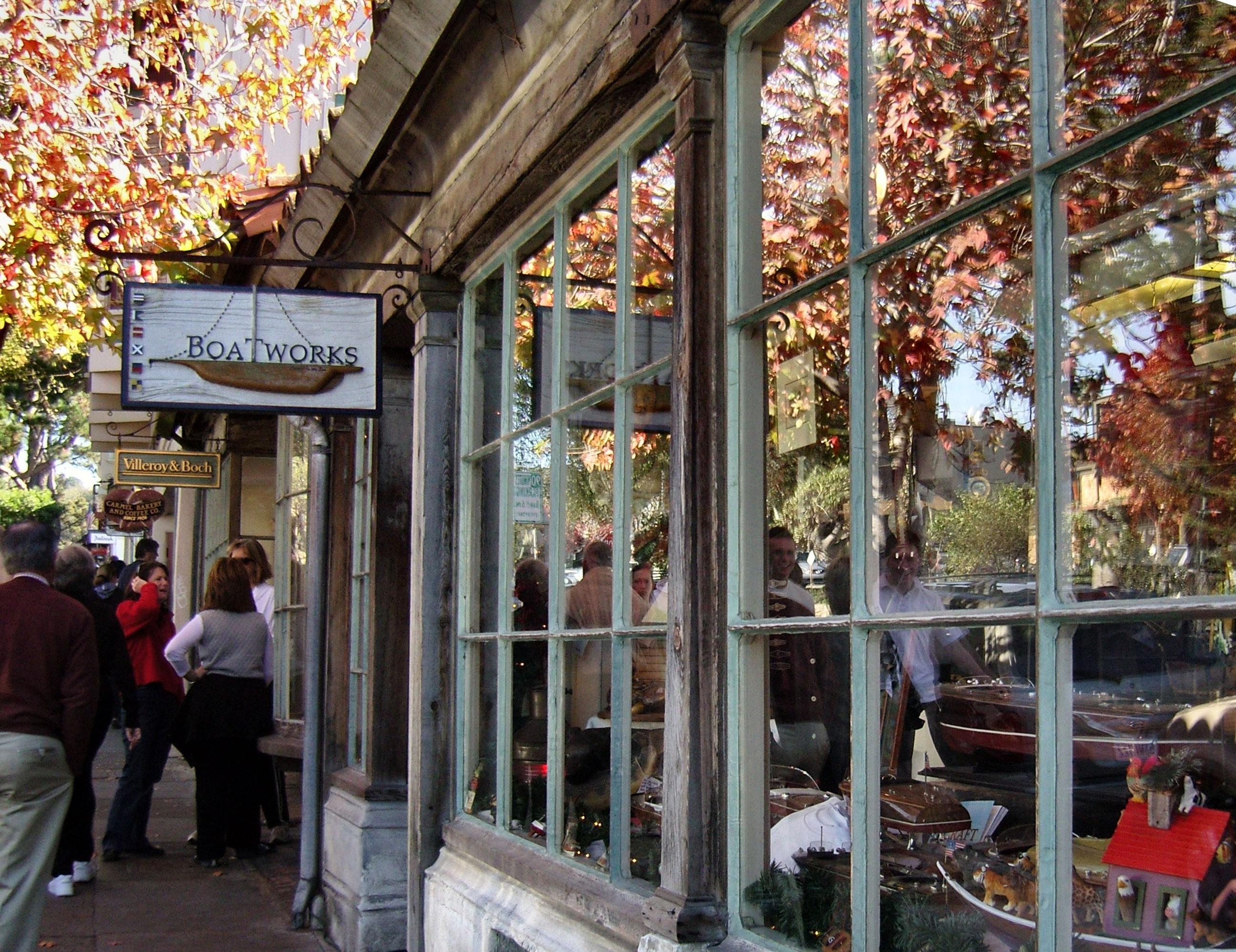 Carmel romantic small towns