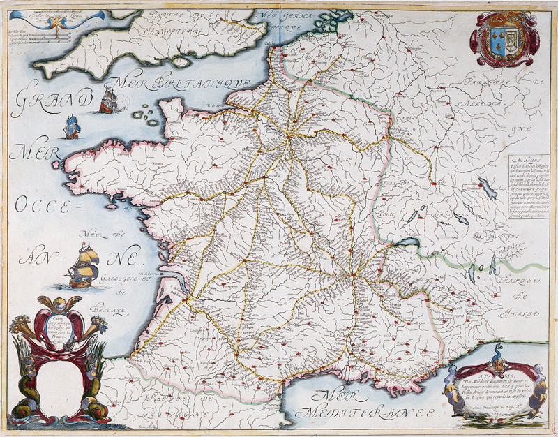 1632 en france wikip dia for B b carte france