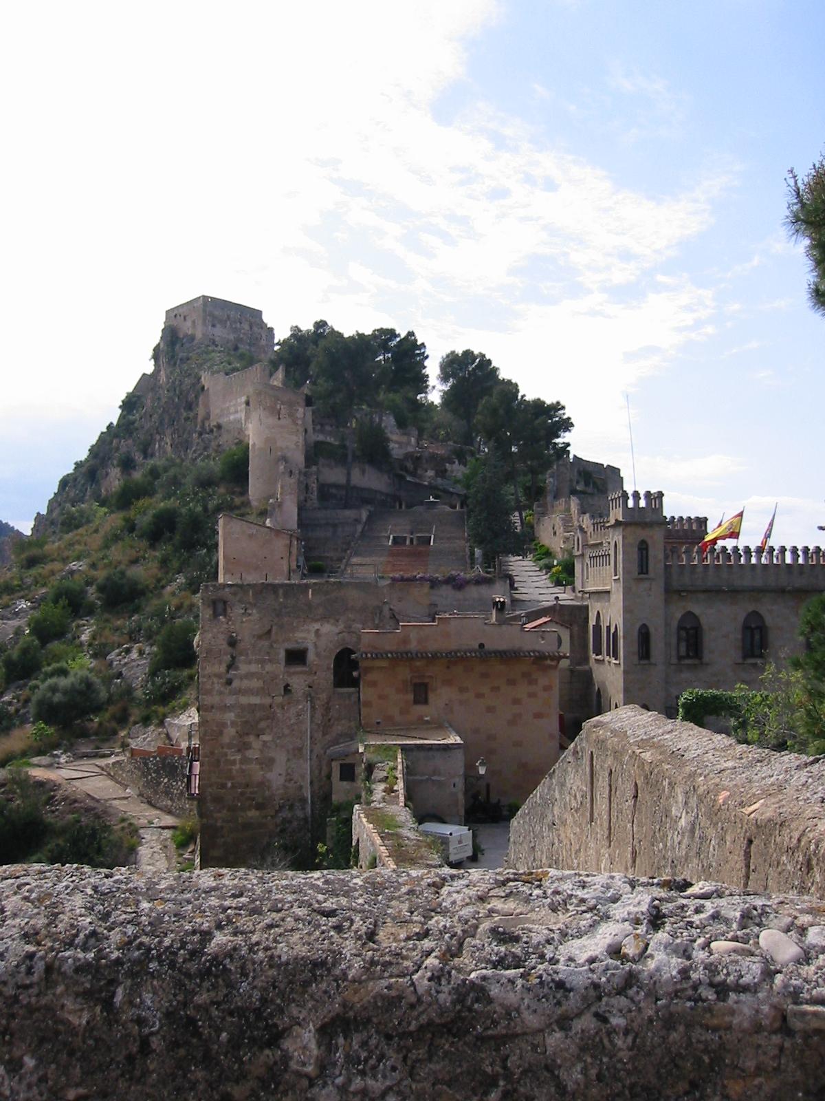 Castillo y conjunto monumental de Játiva - Wikipedia, la enciclopedia libre
