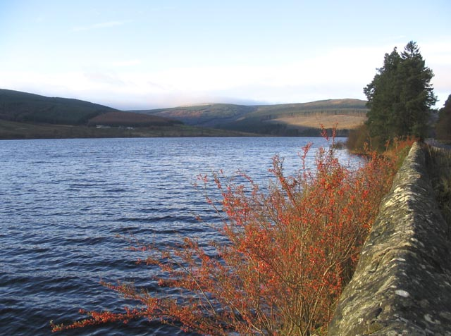 Catcleugh Reservoir - geograph.org.uk - 291809