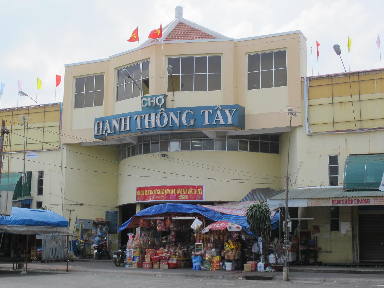 Chợ Hạnh Thông Tây – TP. Hồ Chí Minh