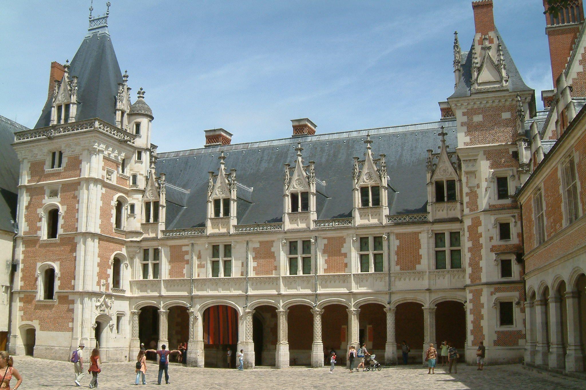 Blois France  city photos : Château de Blois , france , travel , tourism