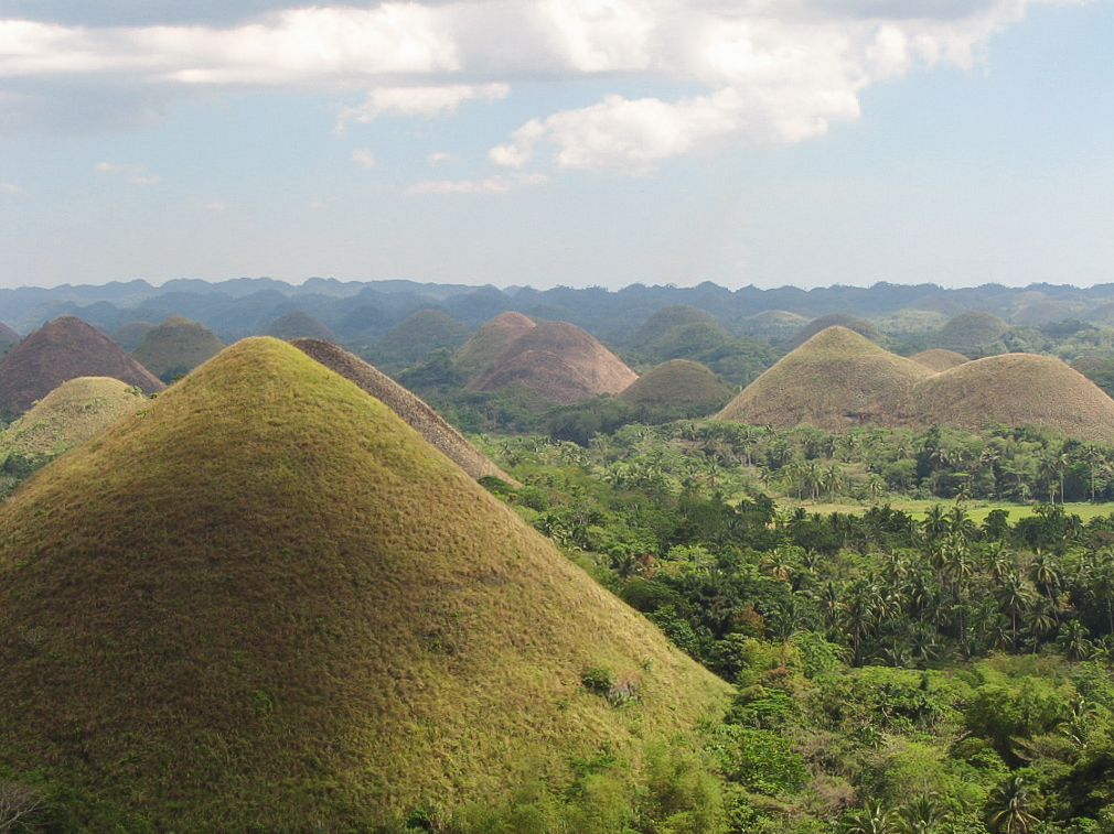 Top 10 Tourist Spots In The Philippines