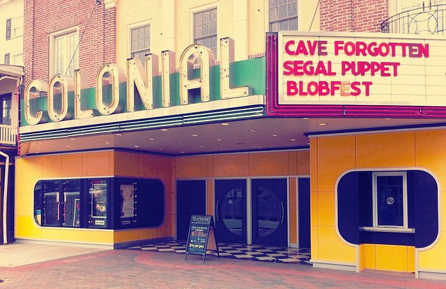 Colonial Theatre - Phoenixville PA