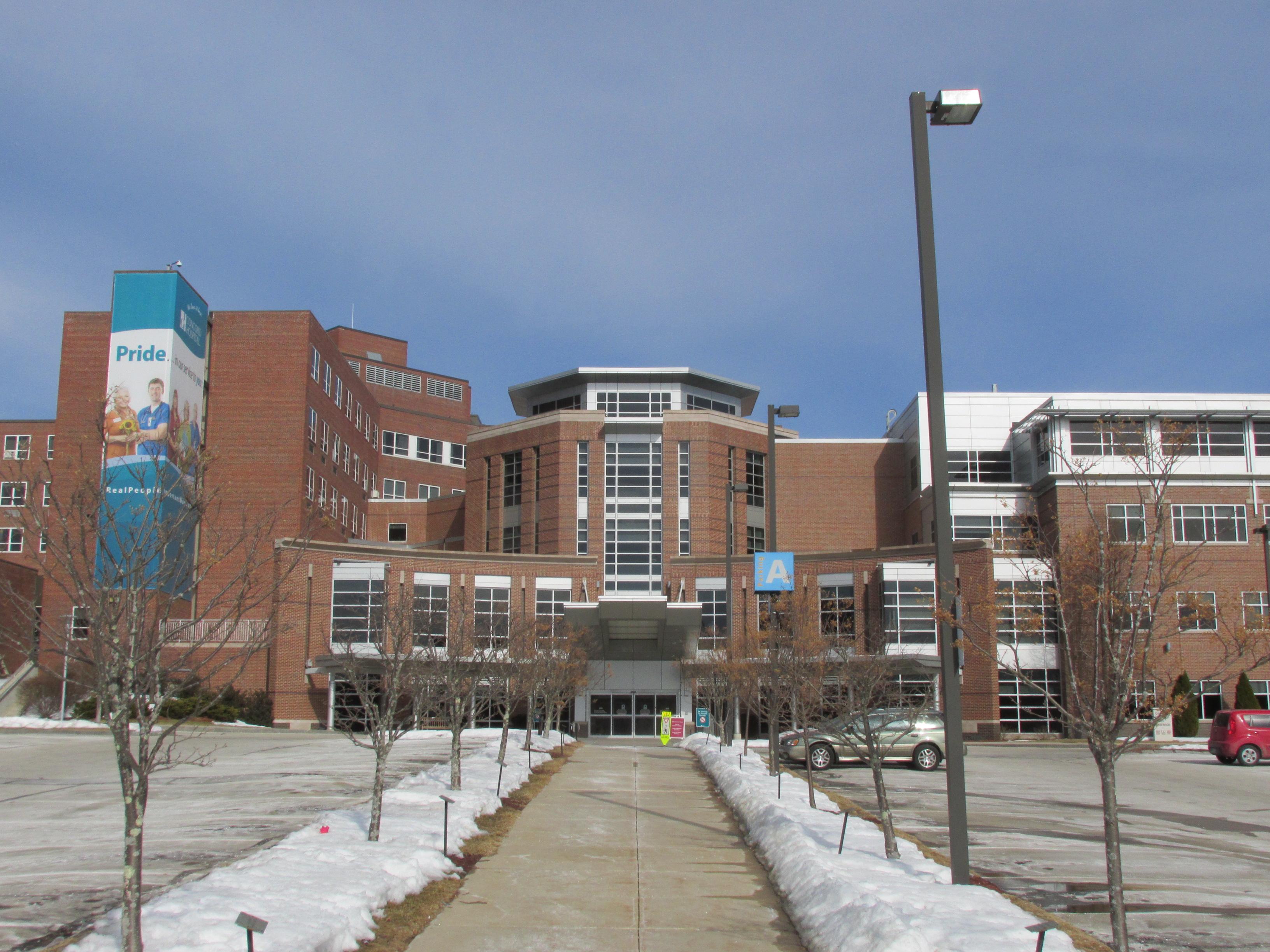 Nursing Organizational Chart In Hospital: Concord Hospital (New Hampshire) - Wikipedia,Chart