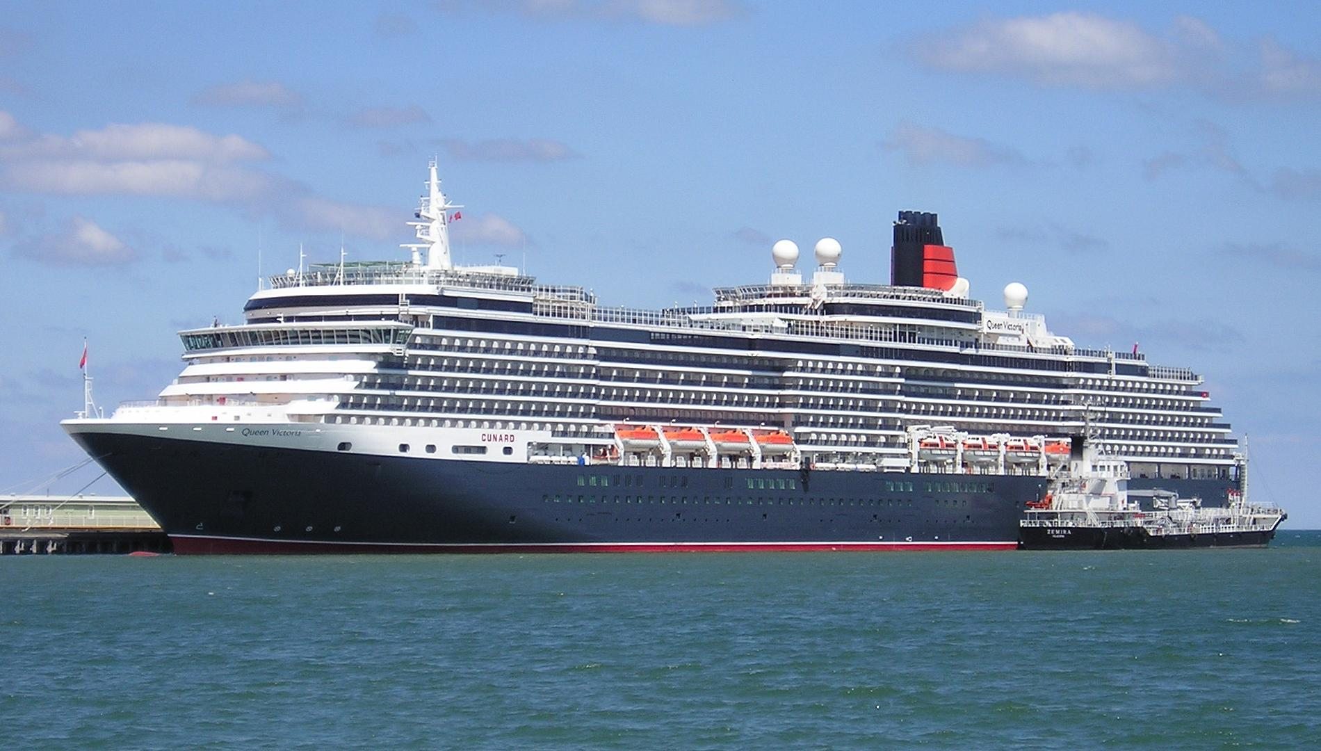 MS Queen Victoria - Wikipedia