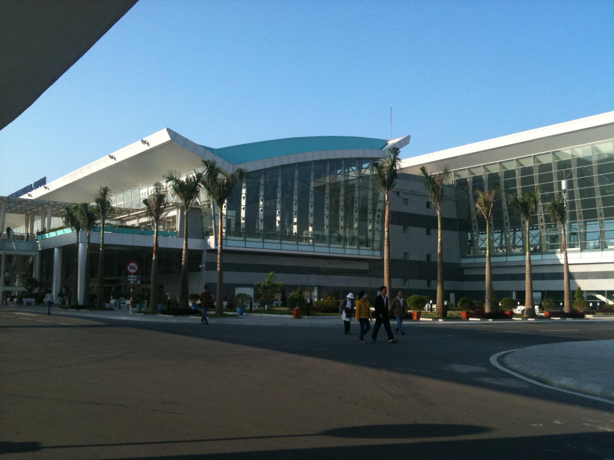 Aéroport de Da Nang (aéroport international de Da Nang) .1